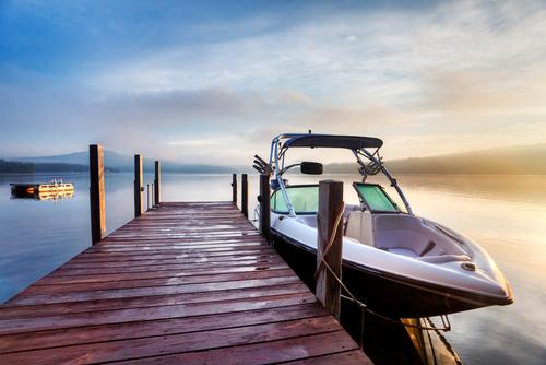 custom built boat docks